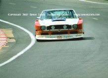 Aston Martin V8 Gp5 . Hamilton/Preece/Salmon. Photo. Le Mans 24 Hrs Race 1977